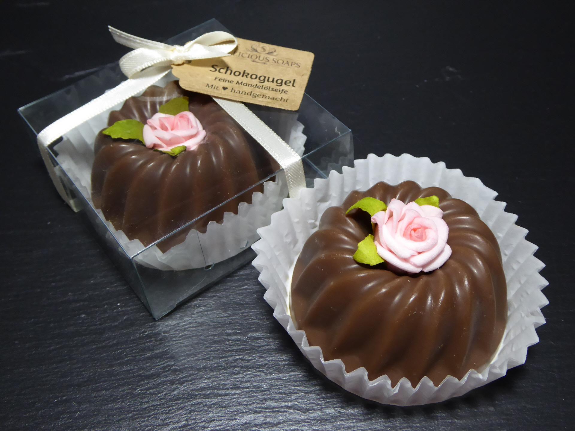 Gugelhupf Seife Schokolade / Delicious Soaps Weihnachtsseifen